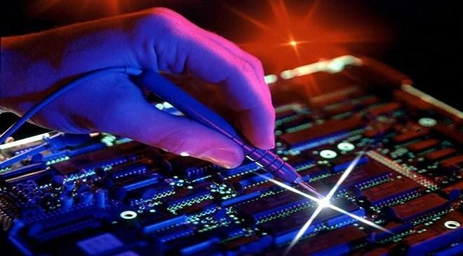 ngành điện tử tại nhật bản