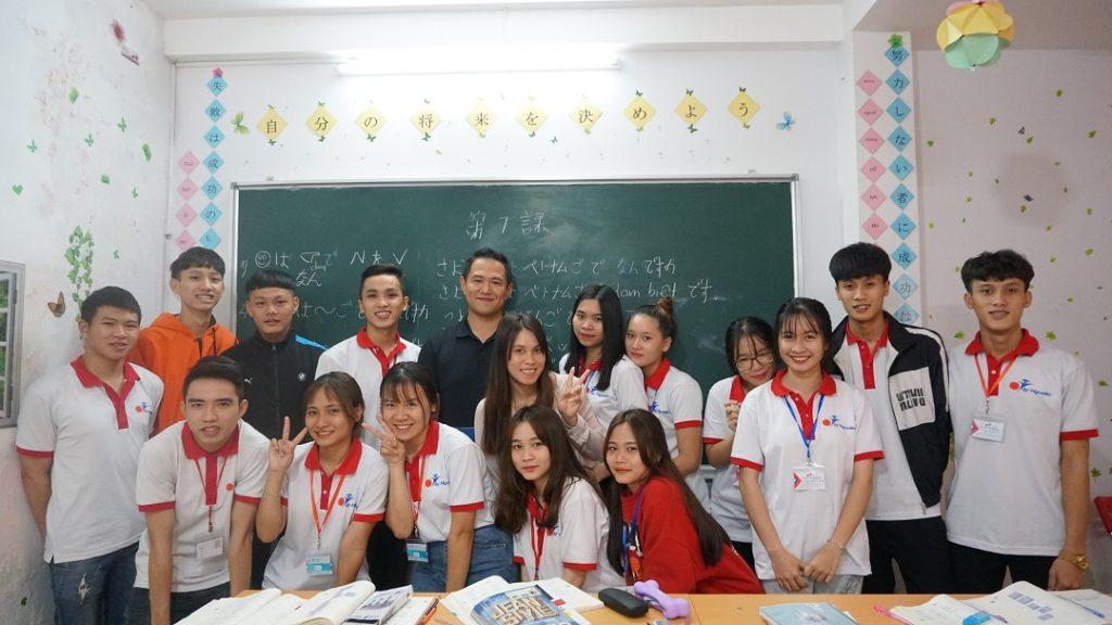 Học sinh Du học Tây Nguyên giao lưu cùng Học viện Quốc Tế Sakitama