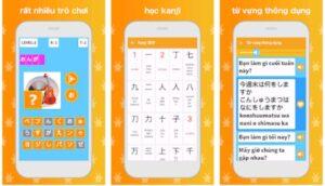 game học tiếng Nhật 5
