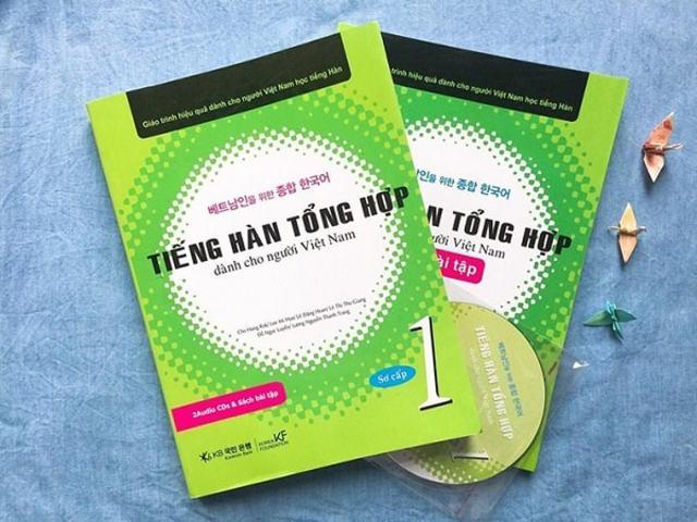 Giáo trình Tiếng Hàn tổng hợp cho người Việt Nam